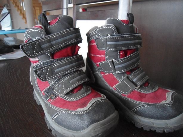 Buty zimowe, trzewiki, chłopięce, Coccodrillo, r. 28