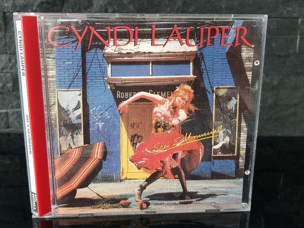 Cyndi Lauper - She's So Unusual - 1983