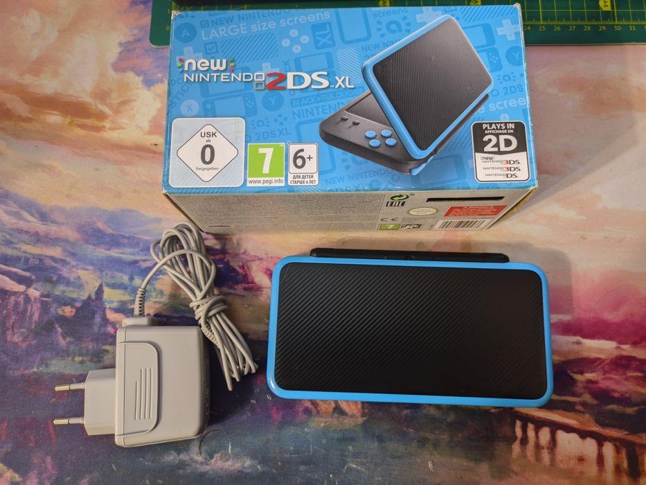 Nintendo New 2DS XL, прошита, 16гб, игры бесплатно, русский язык Дружковка - изображение 1