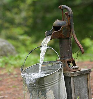 Скважина на воду, артезіанська свердловина, буріння криниць