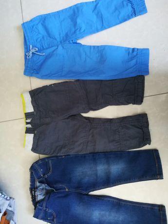 Zestaw ubranek /paka/spodnie /bluzy