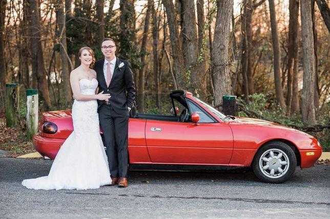 Aluguer Carro Classico Casamentos / Eventos - Descapotavel Mazda Mx5