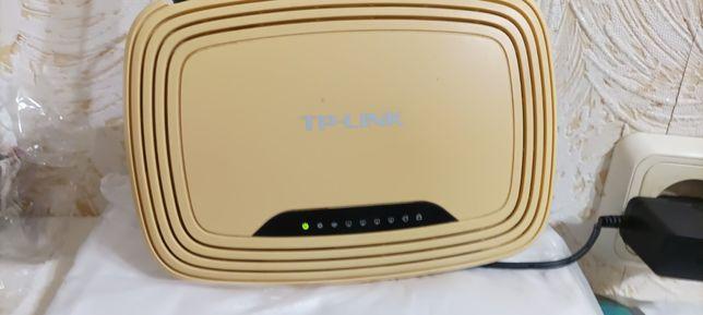 Wi-Fi роутер модем TP-link вайфай домашний интернет