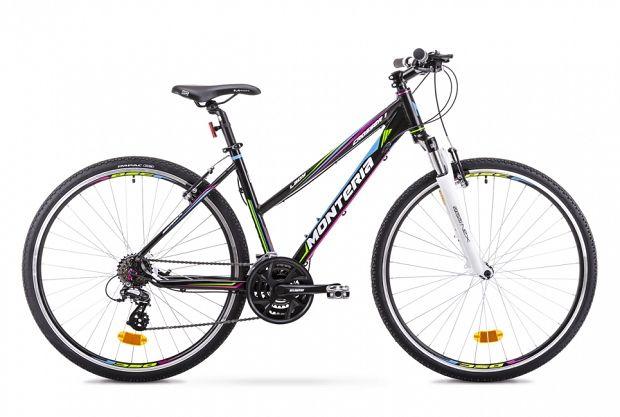 Nowy rower crossowy MONTERIA Crosser 1 damski