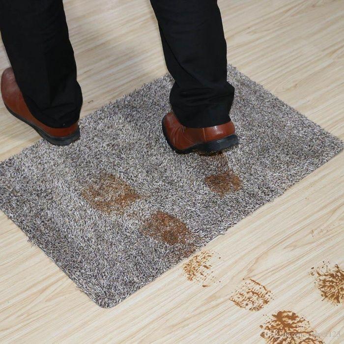 РАСПРОДАЖА!!! Супервпитывающий придверный коврик Clean Step Mat Харьков - изображение 1