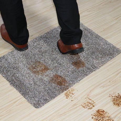 РАСПРОДАЖА!!! Супервпитывающий придверный коврик Clean Step Mat