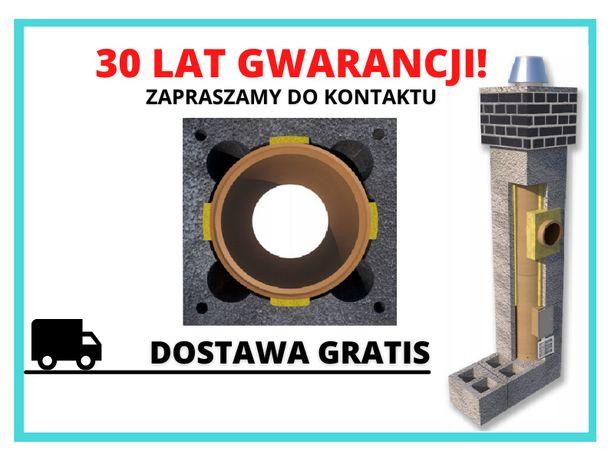 Komin 6m fi 200 Komin systemowy Ceramiczny Dostawa Gratis !!