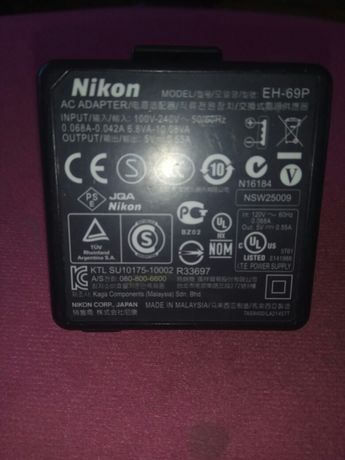 Зарядний пристрій до фотоапарату Nikon.