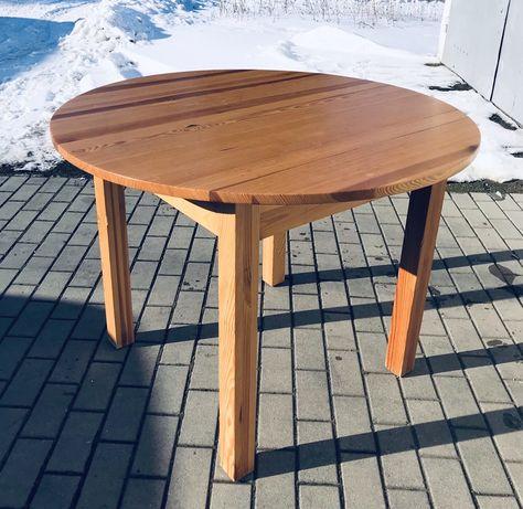 Stół drewniany sosna meble doktór