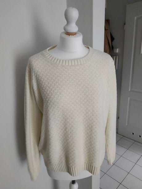 Mango waniliowy sweter