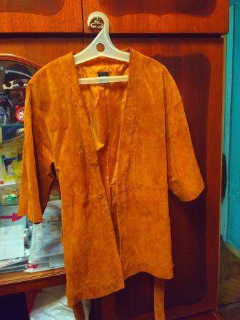 Женская куртка из натуральной замши Oasis
