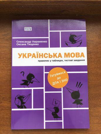 Українська мова ЗНО/ДПА