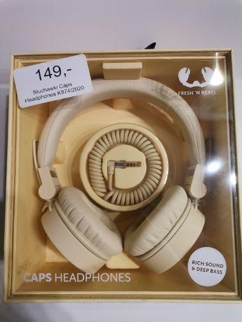OKAZJA !! Słuchawki Nauszne FRESH n' REBEL CAPS !! Lombard KAPS