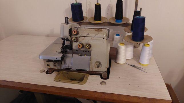 Máquinas de costura (ver descrição)
