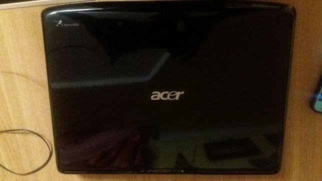 Ноутбук Acer,не засвічується