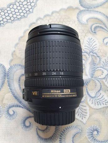Nikon AF-S 18-105mm 3.5-5.6G ED