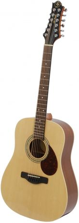 Gitara akustyczna 12-strunowa Samick D2-12