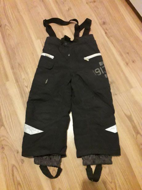 Spodnie narciarskie zimowe dziecko 110
