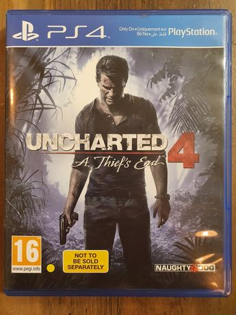 Gra Uncharted 4 Kres Złodzieja PL PS4 / PS5