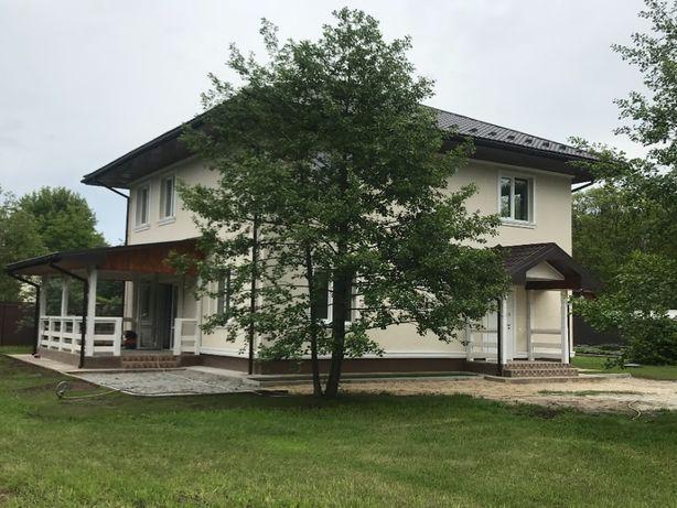 Новый дом 200м2 + 17,5 соток в селе Процев