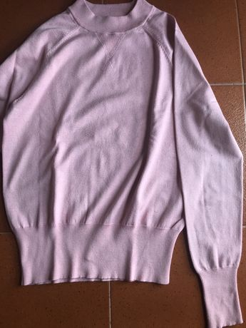 Camisola cor de rosa H&M