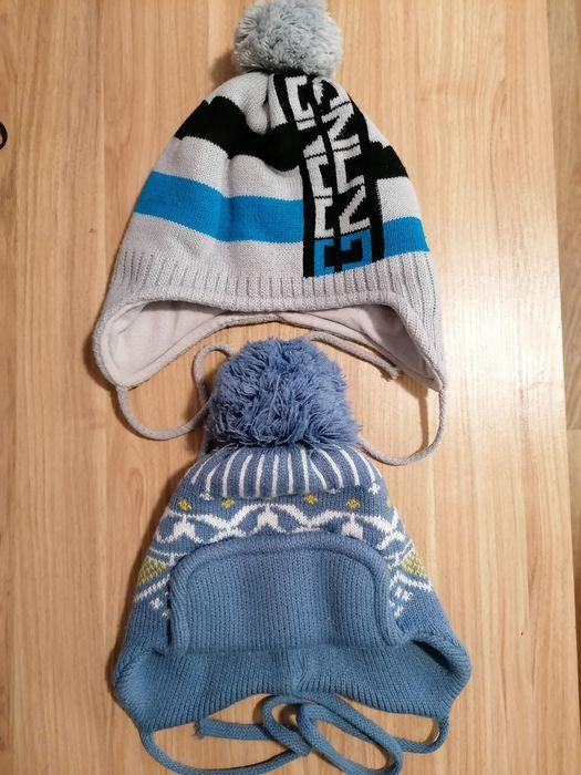 Продаю детскую зимнюю шапочку 50/52 Киев - изображение 1