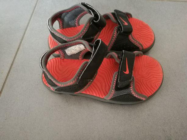 Sandałki Nike, r.25