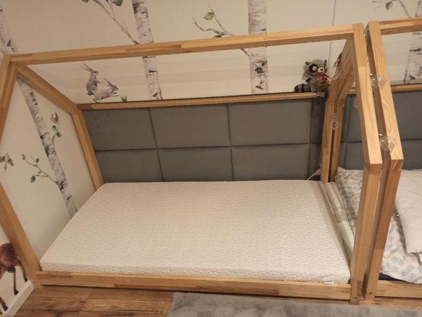 Łóżko domek stelaż 90x180