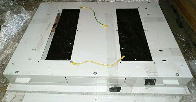 Бокс монтажный навесной. (775х535х115 1 мм) Корпус металлический. BOX