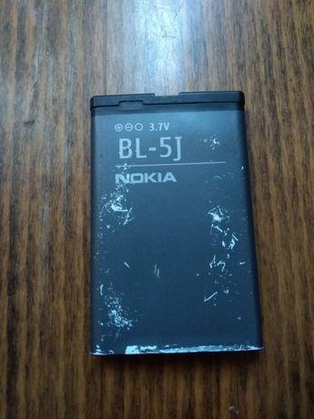 Аккумулятор NOKIA BL 5J
