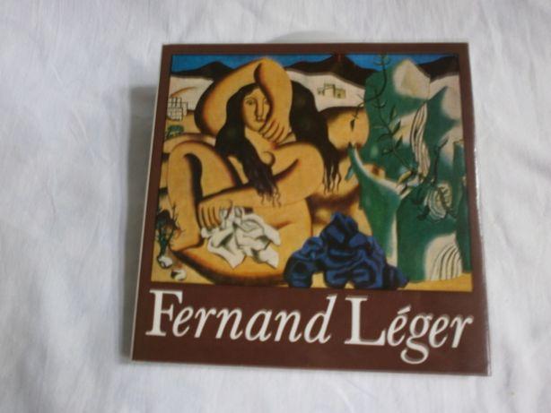 Fernand Leger, изд-во ODEON, Praha, 1979