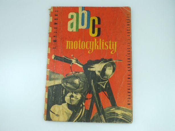 Poradnik ABC Motocyklisty 1962 r skuter osa ryś motor junak
