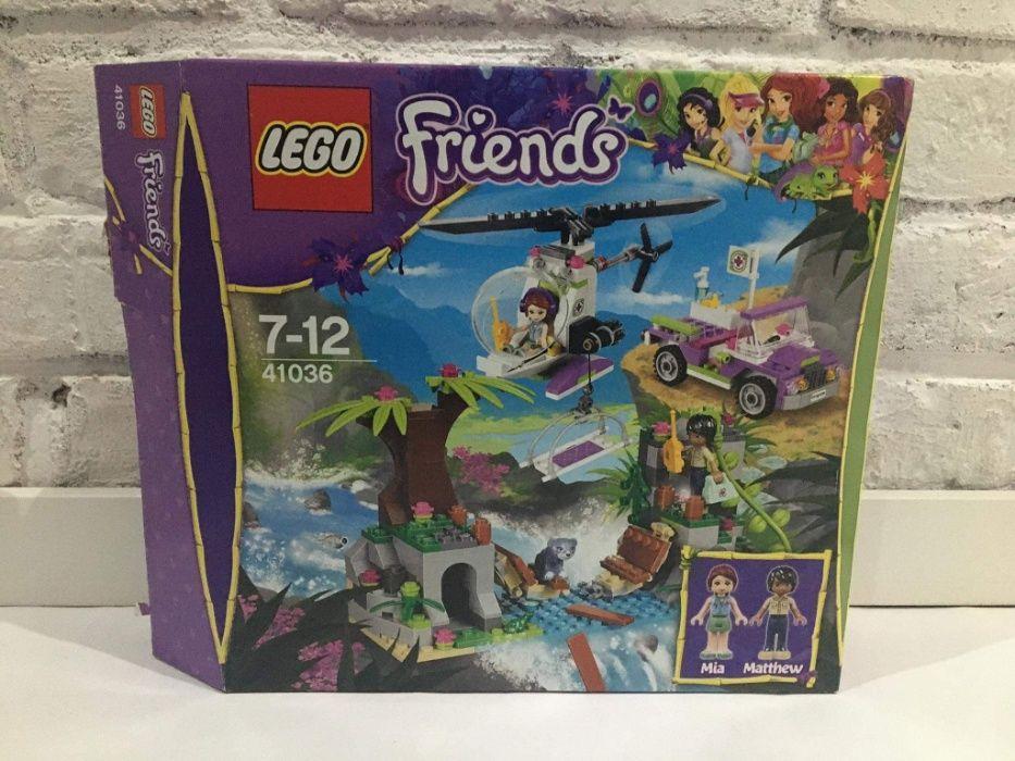 Lego Friends Ratunek Niedźwiedzia 41036 Deszczno - image 1