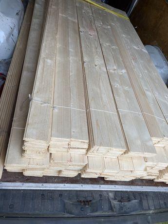 Boazeria drewniana Swierk 1.1 gruba