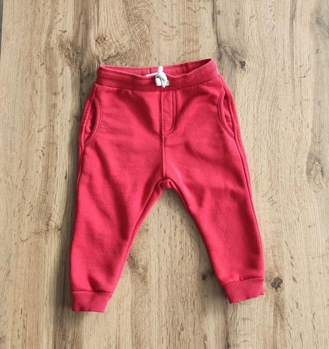 Spodnie czerwone Zara 86 Świnoujście - image 1