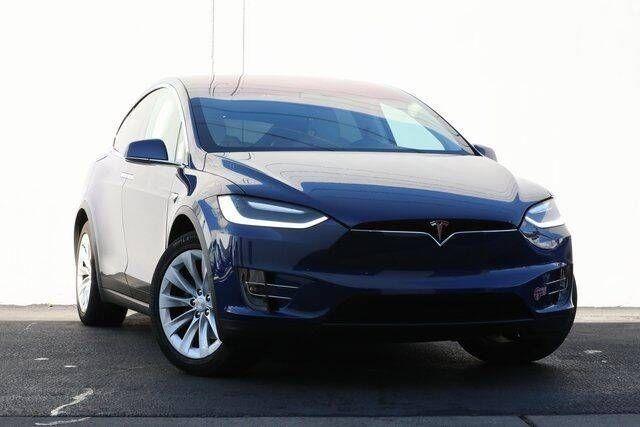 Продам Tesla Model X 2017