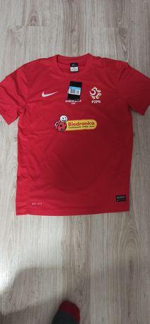 Koszulka Nike dri-fit pzpn