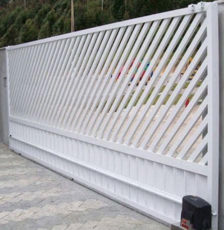 Automatismo para portão elétrico
