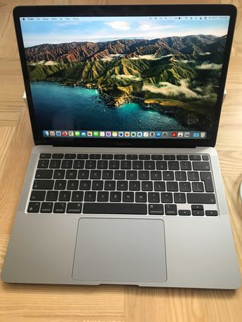 """Apple Macbook Air 13"""", M1 / 8GB / 256 GB SSD - gwiezdna szarość"""