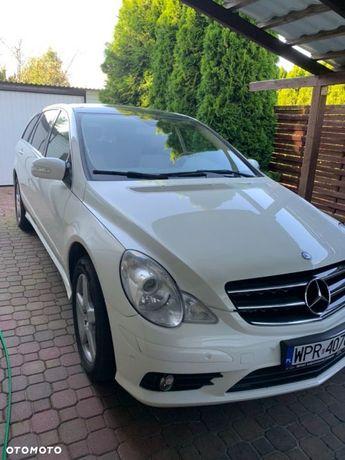 Mercedes-Benz Klasa R Mercedes R Klasa Przebieg Tylko 47000