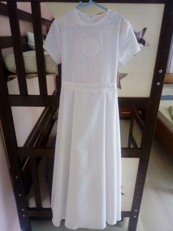 Alba komunijna sukienkowa