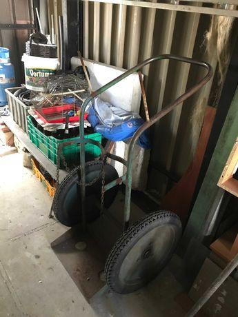 Wózek na butle - Złomowiec / Spawalniczy