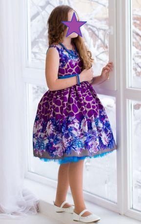 Шикарное платье Ретро стиль, Стиляга на 7-12 лет