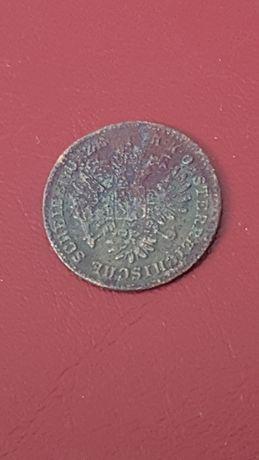 Moneta 1/2 Kreuzer Austria 1851 rok