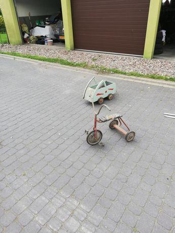 Rowerek PRL