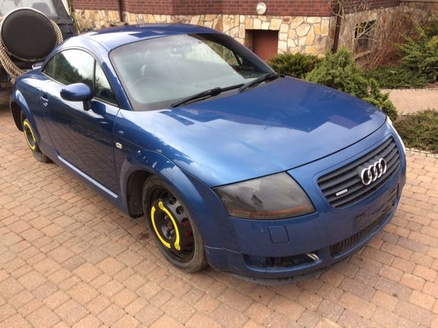 Audi TT 8N LZ5W maska