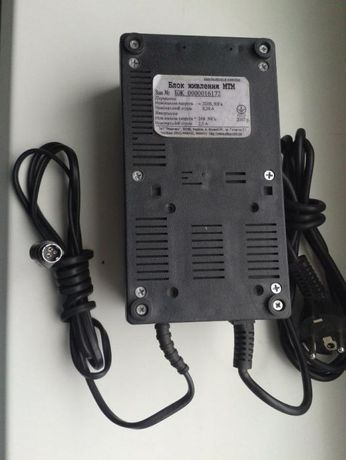 Блок питания б/у 24В АС 2,5А(переменный ток)
