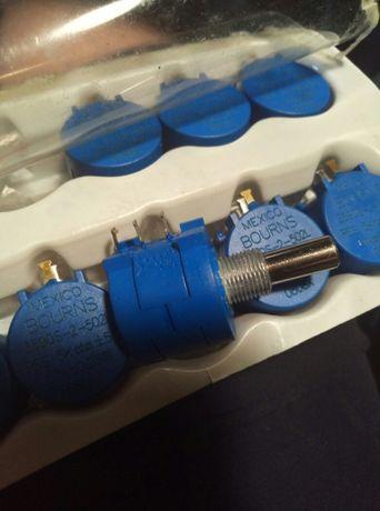 Резистор многооборотный(5ком)