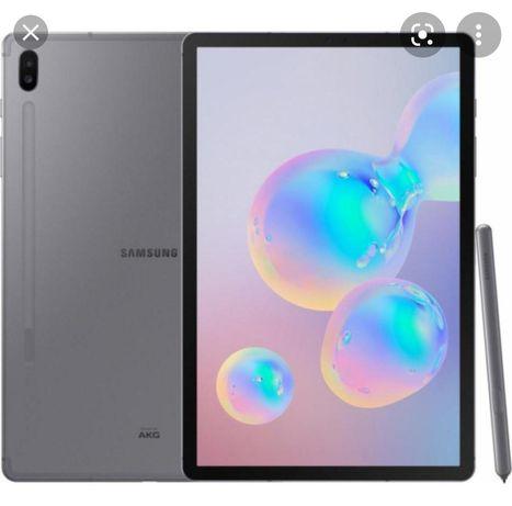 Планшет Tab S6 Samsung, t865,флагман, + чехол-клавиатура AIRON premium