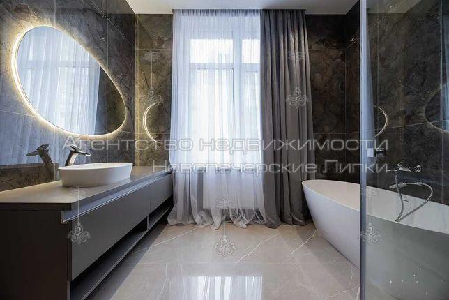 3-комнатная квартира в клубном доме лучшего ЖК  «Новопечерские Липки»
